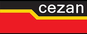 Logotipo da empresa Cezan Embalagens inserido na página de clientes do site da Postali