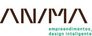 Logotipo da empresa anima