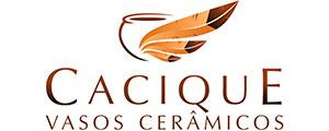 Logotipo da Cacique Vasos Cerâmicos