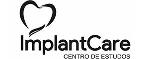 Logotipo Implant Care Centro de Estética