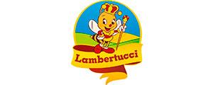 Logotipo da empresa produtora de produtos apícolas Lambertucci